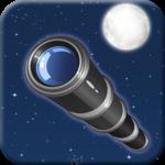 Telescope Mega Zoom Camera icon