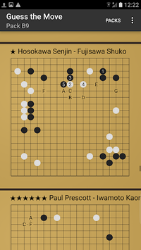 Guess the Move (Go Problems) pc screenshot 1