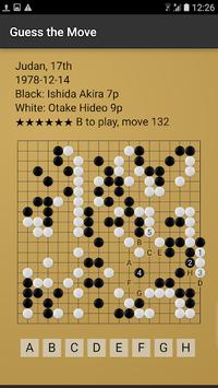 Guess the Move (Go Problems) apk screenshot 3