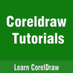 Tutorial Corel Draw icon