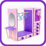 How to make doll furniture icon