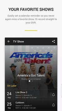 Peel Smart Remote TV Guide APK screenshot 1