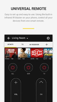 Peel Smart Remote APK screenshot 1