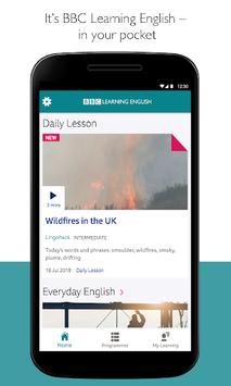 BBC Learning English APK screenshot 1