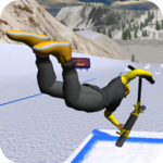 Snowscooter Freestyle Mountain FOR PC