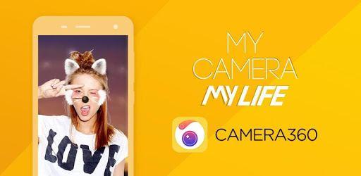 Camera360: Selfie Photo Editor with Funny Sticker pc screenshot