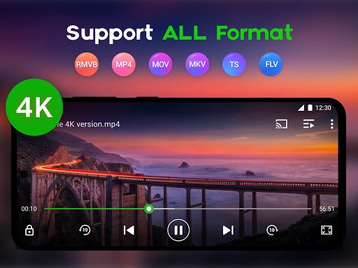 Video Player All Format - XPlayer APK screenshot 1