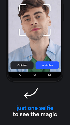 Reface: Face swap videos and memes with your photo APK screenshot 1
