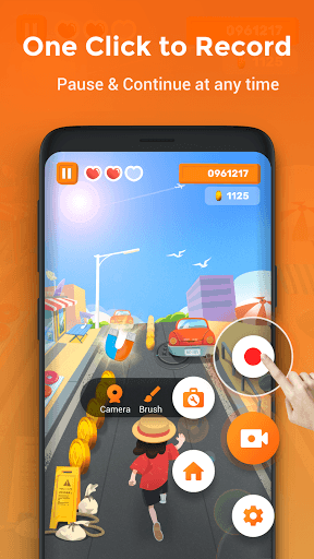 Screen Recorder & Video Recorder - XRecorder APK screenshot 1