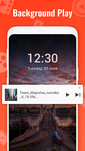 HD Video Player APK screenshot 1