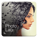 Photo Lab Picture Editor: face effects, art frames APK icon