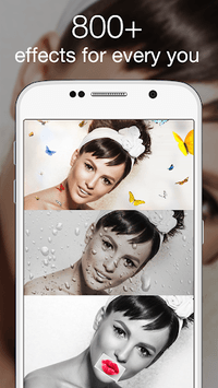 Photo Lab Picture Editor: face effects, art frames APK screenshot 1