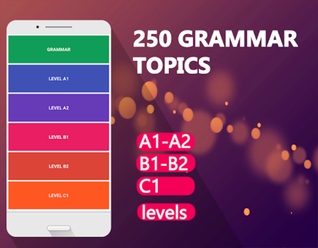 German Complete Grammar APK screenshot 1