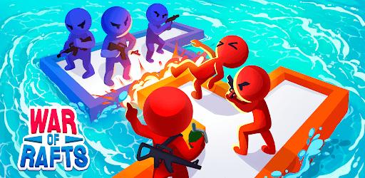 War of Rafts: Crazy Sea Battle pc screenshot