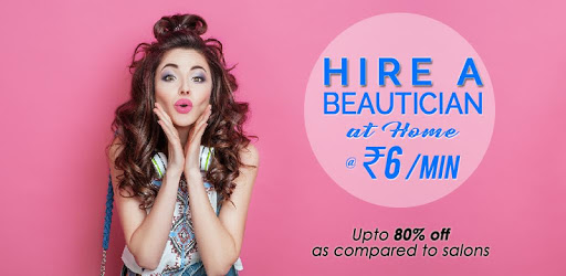 YesMadam - India's Most Affordable Beauty App pc screenshot