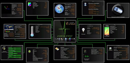 Z - Device Test pc screenshot