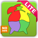 Kids Preschool Puzzles (Lite) icon